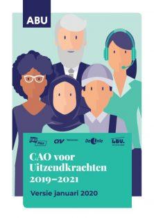 CAO voor Uitzendkrachten 2021 – boekje