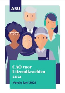 CAO voor Uitzendkrachten 2021 – digitaal